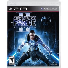 Foto Jogo Star Wars: The Force Unleashed II PlayStation 3 LucasArts