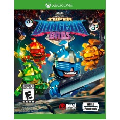 Foto Jogo Super Dungeon Bros Xbox One Nordic Games