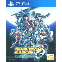 Foto Jogo Super Robot Wars OG The Moon Dwellers PS4 Bandai Namco