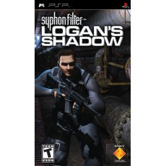 Foto Jogo Syphon Filter: Logan's Shadow Sony PlayStation Portátil
