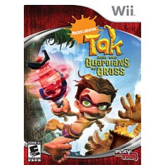 Foto Jogo Tak and the Guardians of Gross Wii THQ