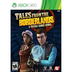 Foto Jogo Tales from the Borderlands Xbox 360 2K