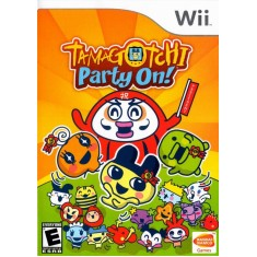 Foto Jogo Tamagotchi Party on Wii Bandai Namco