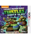 Jogo Teenage Mutant Ninja Turtles: Danger Of The Ooze Activision Nintendo 3DS