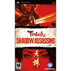 Foto Jogo Tenchu Shadow Assassins Ubisoft PlayStation Portátil