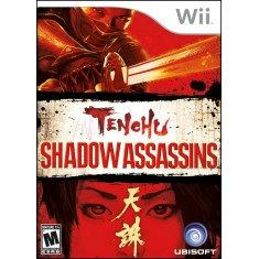 Foto Jogo Tenchu Shadow Assassins Wii Ubisoft