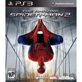 Foto Jogo The Amazing Spider Man 2 PlayStation 3 Activision