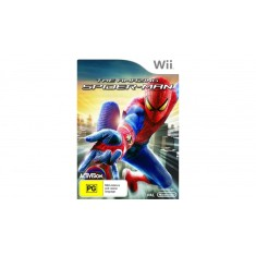 Foto Jogo The Amazing Spider Man Wii Activision