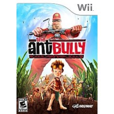 Foto Jogo The Ant Bully Wii Midway