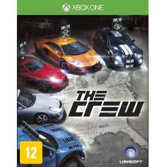 Foto Jogo The Crew Xbox One Ubisoft