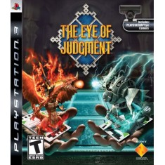 Foto Jogo The Eye of Judgment PlayStation 3 Sony