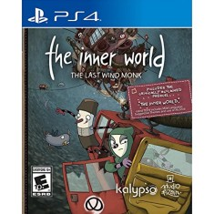 Foto Jogo The Inner World The Last Wind Monk PS4 Kalypso Media