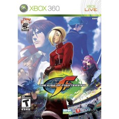 Foto Jogo The King of Fighters XII Xbox 360 SNK Playmore