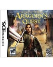 Jogo The Lord of the Rings Aragorn's Quest Warner Bros Nintendo DS