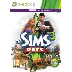 Foto Jogo The Sims 3 Pets Xbox 360 EA