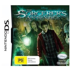 Foto Jogo The Sorcerers Apprentice Disney Nintendo DS