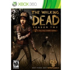 Foto Jogo The Walking Dead: Season Two Xbox 360 Telltale