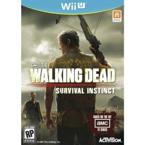 Foto Jogo The Walking Dead: Survival Instinct Wii U Activision