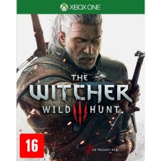 Foto Jogo The Witcher III Wild hunt Xbox One CD Projekt Red