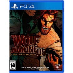 Foto Jogo The Wolf Among Us PS4 Telltale
