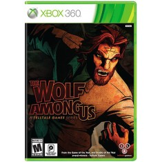 Foto Jogo The Wolf Among Us Xbox 360 Telltale