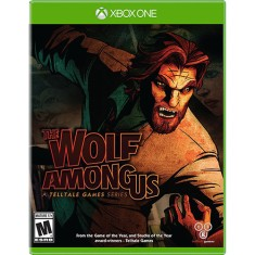 Foto Jogo The Wolf Among Us Xbox One Telltale