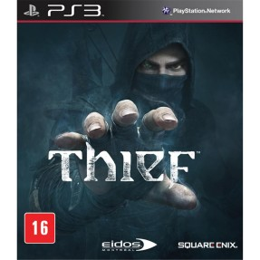 Foto Jogo Thief PlayStation 3 Square Enix