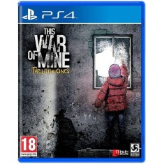 Foto Jogo This War of Mine The Little Ones PS4 Deep Silver