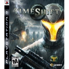 Foto Jogo Time Shift PlayStation 3 Sierra