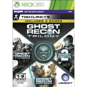 Foto Jogo Tom Clancy's: Ghost Recon Trilogy Xbox 360 Ubisoft