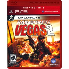 Foto Jogo Tom Clancy's: Rainbow Six Vegas 2 PlayStation 3 Ubisoft