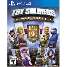 Foto Jogo Toy Soldiers War Chest Hall of Fame Edition PS4 Ubisoft