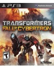 Jogo Transformers: Fall Of Cybertron PlayStation 3 Activision
