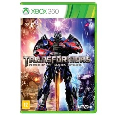 Foto Jogo Transformers: Rise of The Dark Spark Xbox 360 Activision