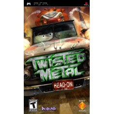 Foto Jogo Twisted Metal: Head On Sony PlayStation Portátil