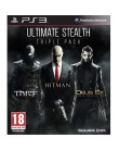 Jogo Ultimate Stealth: Triple Pack PlayStation 3 Square Enix