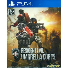 Foto Jogo Umbrella Corps PS4 Capcom