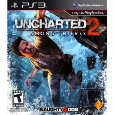 Foto Jogo Uncharted 2: Among Thieves PlayStation 3 Sony