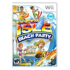 Foto Jogo Vacation Isle: Beach Party Wii Warner Bros