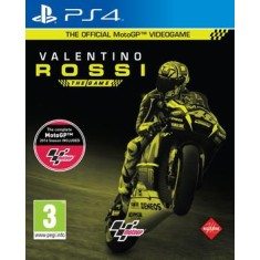 Foto Jogo Valentino Rossi The Game PS4 Milestone