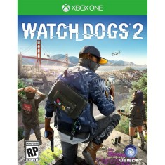 Foto Jogo Watch Dogs 2 Xbox One Ubisoft