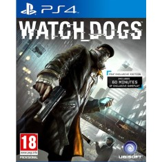Foto Jogo Watch Dogs PS4 Sony