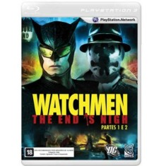 Foto Jogo Watchmen: The End is Nigh PlayStation 3 Warner Bros