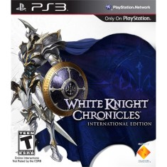 Foto Jogo White Knight Chronicles PlayStation 3 Sony