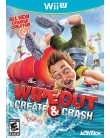 Jogo Wipeout: Create & Crash Wii U Activision