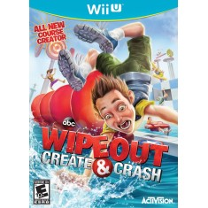 Foto Jogo Wipeout: Create & Crash Wii U Activision