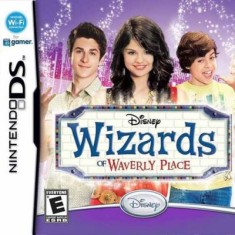 Foto Jogo Wizards of Waverly Place Disney Nintendo DS