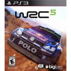 Foto Jogo WRC 5 PlayStation 3 Big Ben