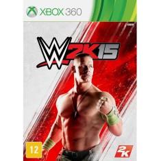 Foto Jogo WWE 2K15 Xbox 360 2K