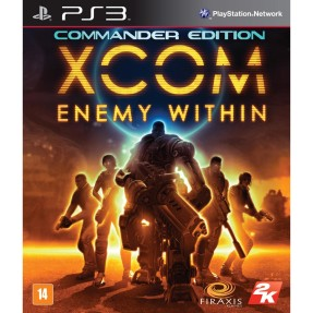 Foto Jogo XCOM: Enemy Within PlayStation 3 2K